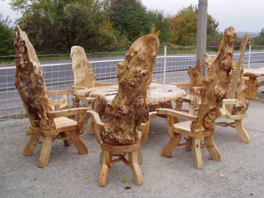 Rustikale Gartenmöbel Aus Ungarn | hfcmaastricht