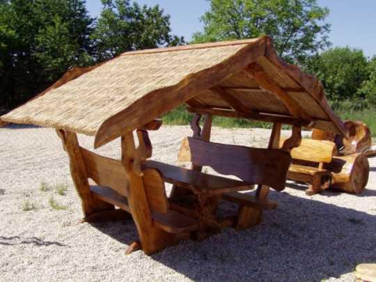 GartenmObel Holz Massiv Ungarn ~ sonstige Möbel Baden Württemberg RUSTIKALE TISCHE, STÜHLE UND